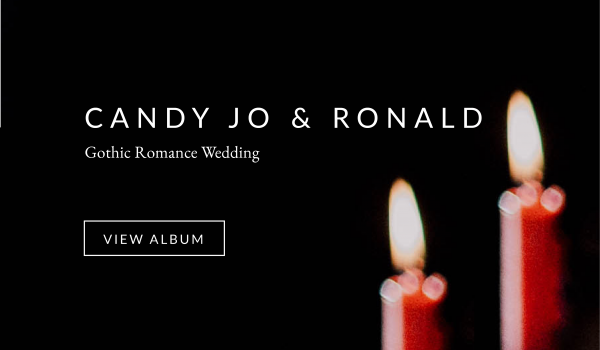 candy jo and ronald album cover